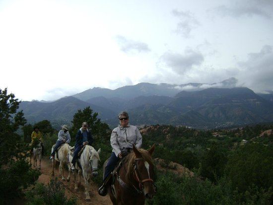 Academy Riding Stables: Great Fun!