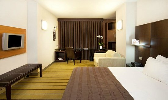 Point Hotel Taksim: Deluxe Room