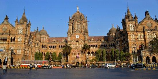 Chhatrapati Shivaji Terminus: CST!!!