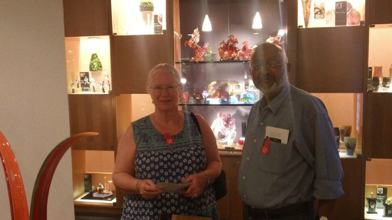 Corning Museum of Glass: At the Museum shop