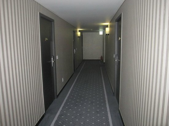 Hotel Aropa : The hall