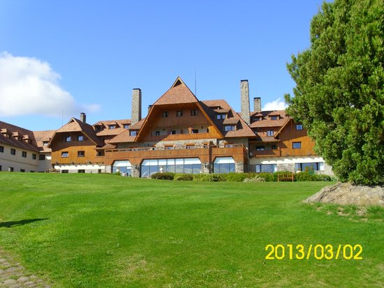 Llao Llao Hotel and Resort, Golf-Spa: Hotel