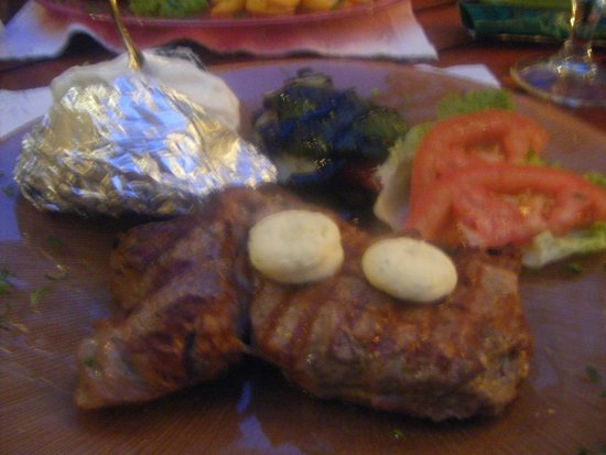 Dionysos Hotel: Dionysos Grill 