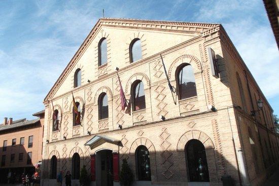 Hotel San Juan de los Reyes : Fachada principal.