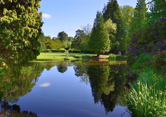 Bovey Castle Hotel: Garden Lake
