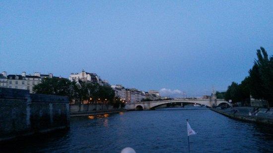 La Seine : Belíssimo!!!