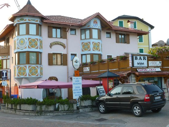 Hotel Garni Giusy: B&B Garni Giusy a Malosco