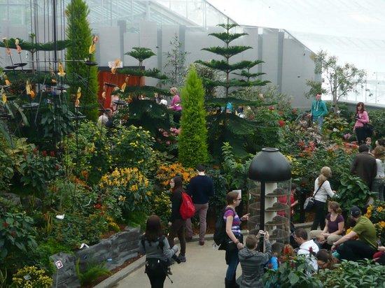 Entrada principal photo de jardin botanique de montreal for Jardin principal location