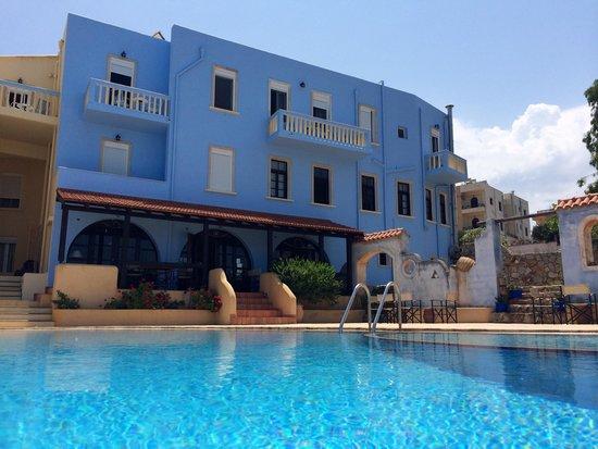 Giorgi's Blue Apartments : Apartmentansicht 1