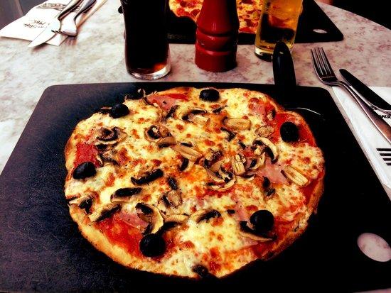 Pizza Express Edinburgh 32 Queensferry St West End