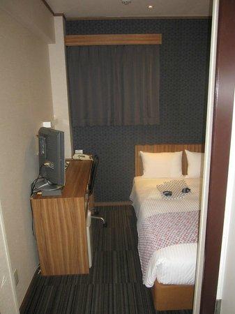 Ueno Touganeya Hotel: The room