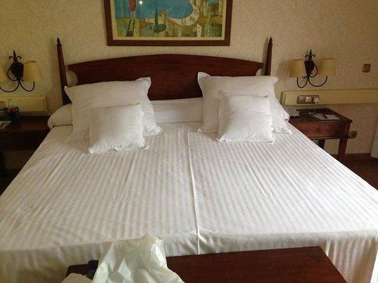 Barcelo Corralejo Bay: Bed