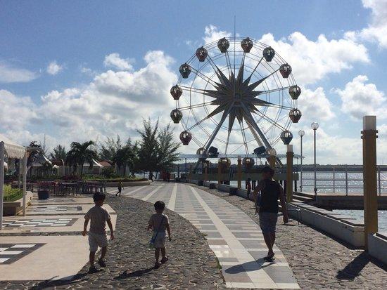 Grand I Hotel : Ocarina Park! Fun!