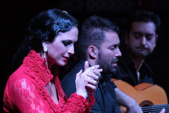 La Casa del Flamenco Auditorio Alcantara: Patricia Ibáñez, Cheito y Paco Iglesias en La Casa del Flamenco