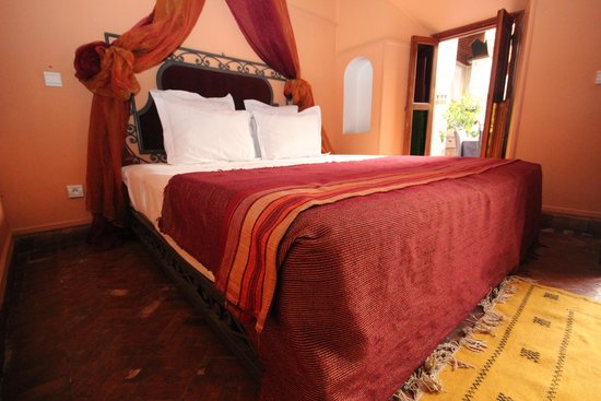 Riad Les Clefs Du Sud: Chambre Ourika