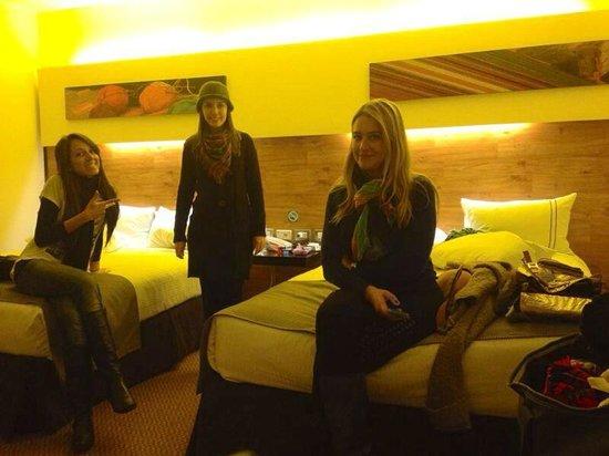 Sonesta Hotel Cusco: Quartos grandes e aconchegantes