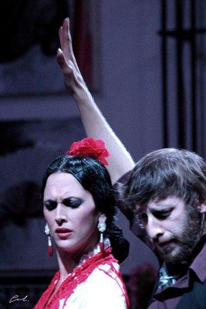 La Casa del Flamenco Auditorio Alcantara: Patricia Ibáñez y Abel Harana en La Casa del Flamenco