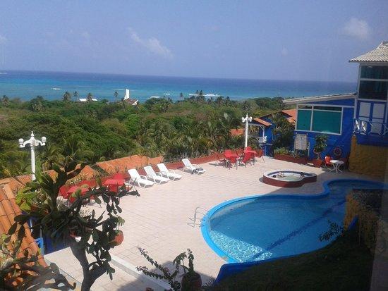 Sol Caribe Campo: Piscina