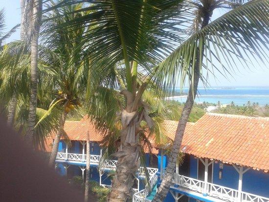 Sol Caribe Campo: Playa