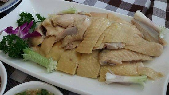 Boon Tong Kee at Balestier : kampong chicken