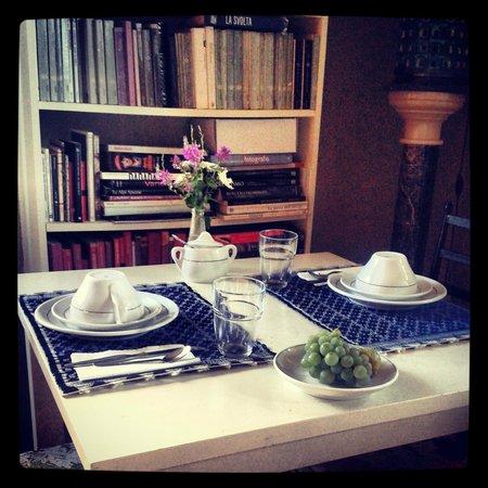 Casa Cambini: Завтрак