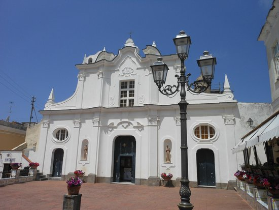Materita : Church of St. Sophia, Anacapri