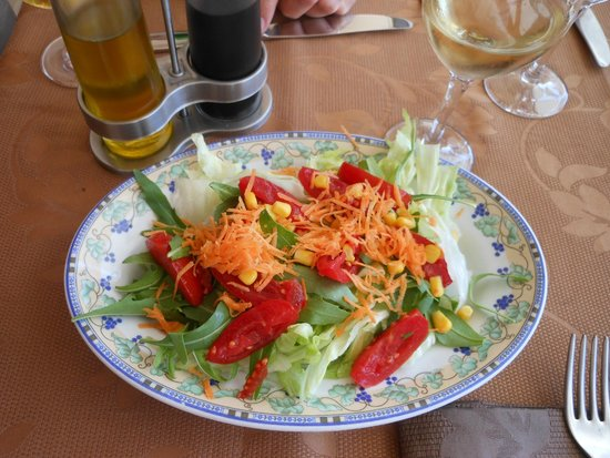 Materita : Beautiful salad