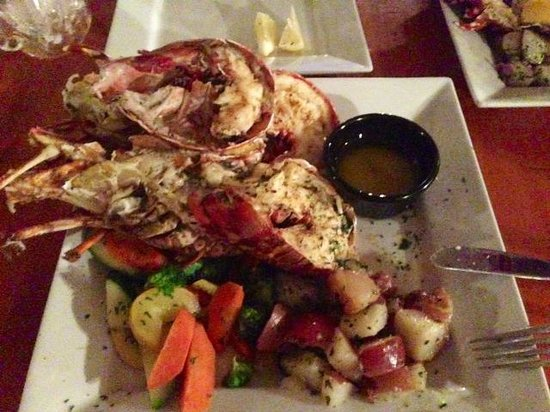 Fish Tails Bar and Grill : Local Fresh Lobster