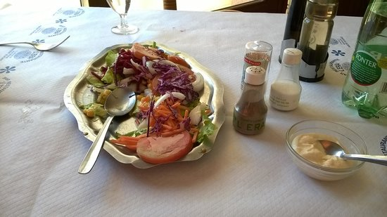 L'Era: Starter salad