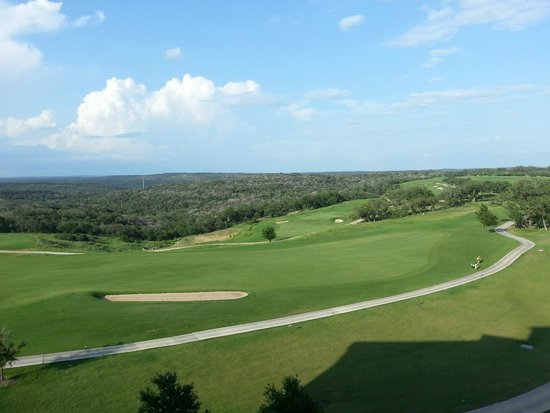 JW Marriott San Antonio Hill Country Resort & Spa : View from 5178