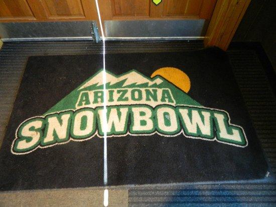 Arizona Snowbowl: point show