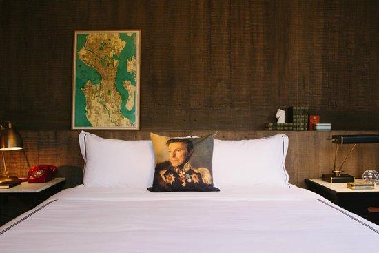 Kimpton Palladian Hotel: Palladian guestroom interior