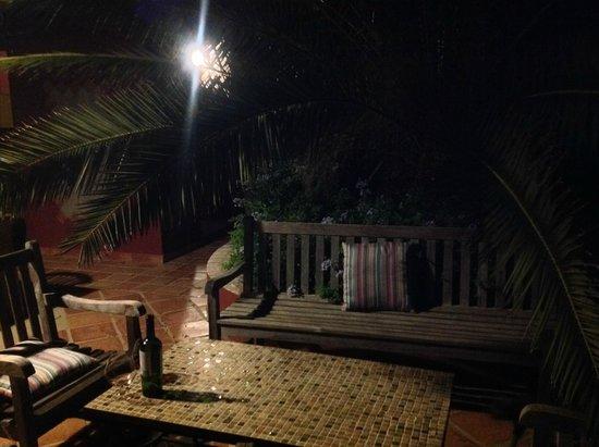 La Maison Aruba: Living room
