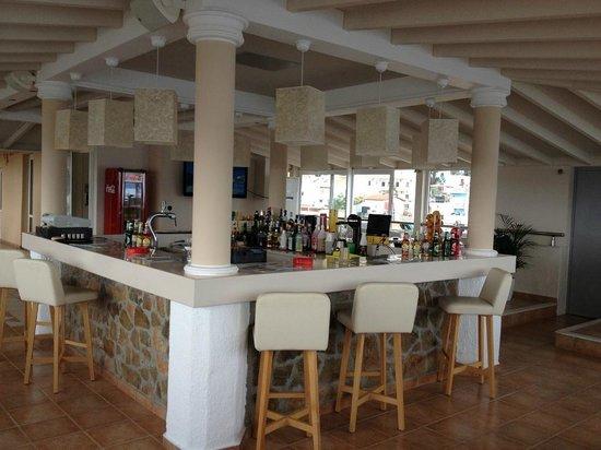 Akti Olous Hotel : The Sky Bar.