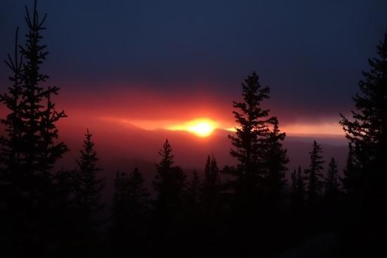 Aspen Mountain / Ajax: Sunset