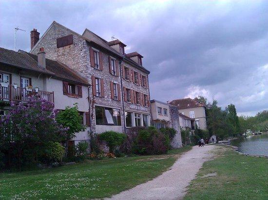 Auberge de laTerrasse: The hotel