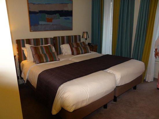 Hôtel Parc Saint Séverin : Bedroom