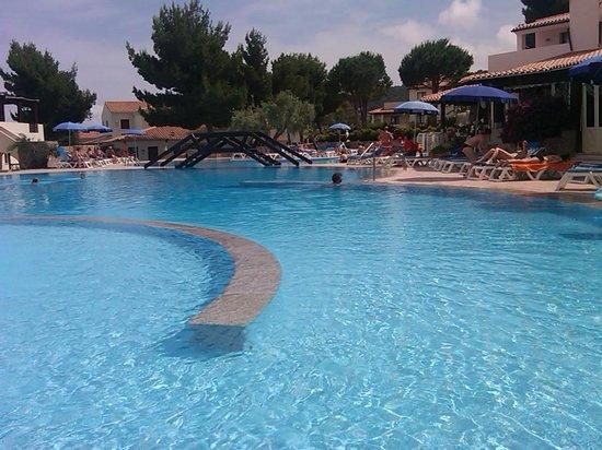 Cala Gonone Beach Village : Scorcio Piscina