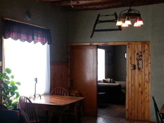 Spruce Lodge: Dining Room