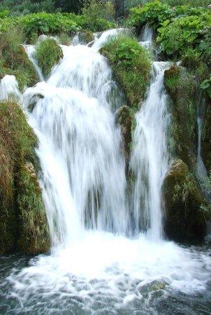 Plitvice Lakes National Park : Wodogrzmoty