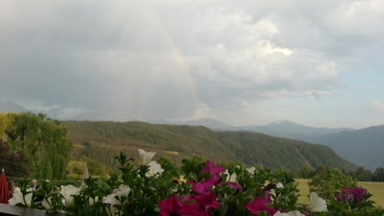 Altopiano del Renon: La quiete dopo la tempesta dal Park Hotel Holzner