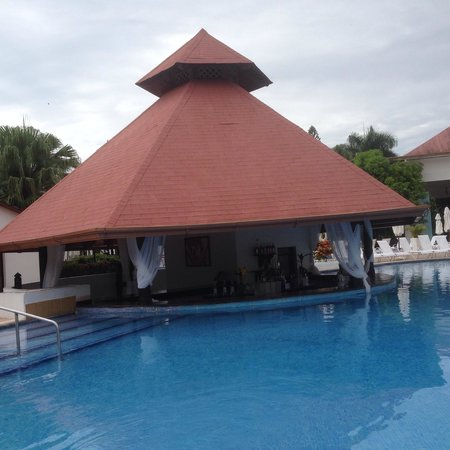 BlueBay Villas Doradas Adults Only : Pool bar