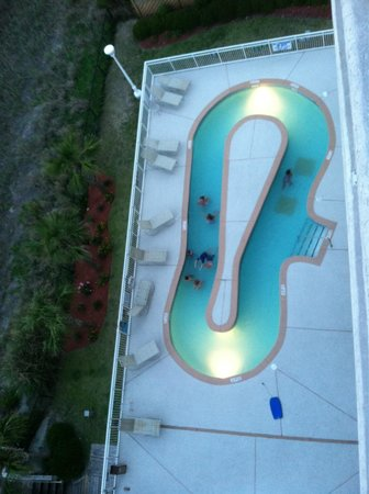South Shore Villas: Lazy river