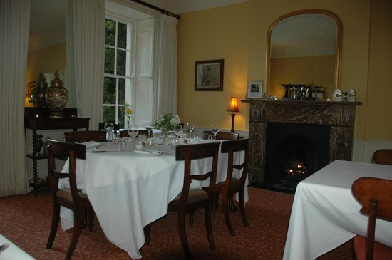 Newforge House: Dining room