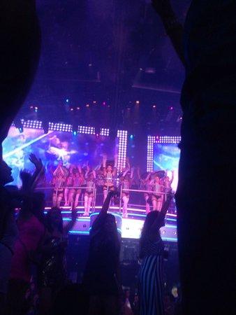 Coco Bongo Cancún: Muy bueno el show
