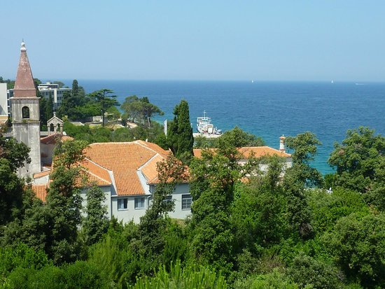 Island Hotel Istra: View from tower