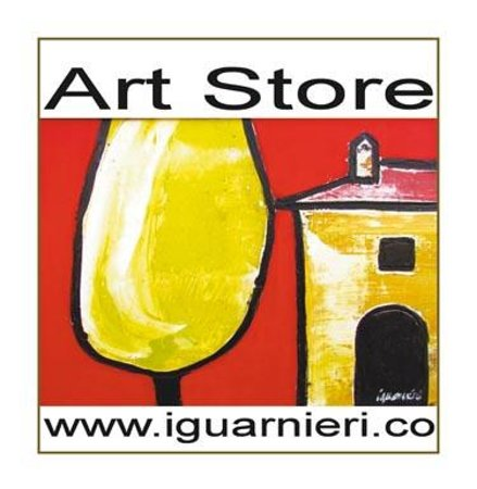 Art Gallery Studio Iguarnieri: our 2014 logo