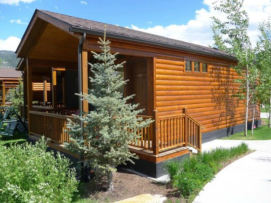 Rustic Inn Creekside Resort and Spa at Jackson Hole: cabin 132