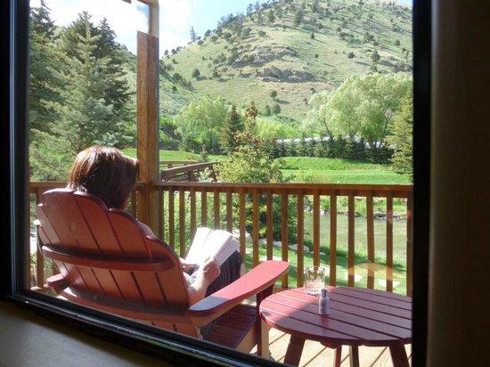 Rustic Inn Creekside Resort and Spa at Jackson Hole: enjoy