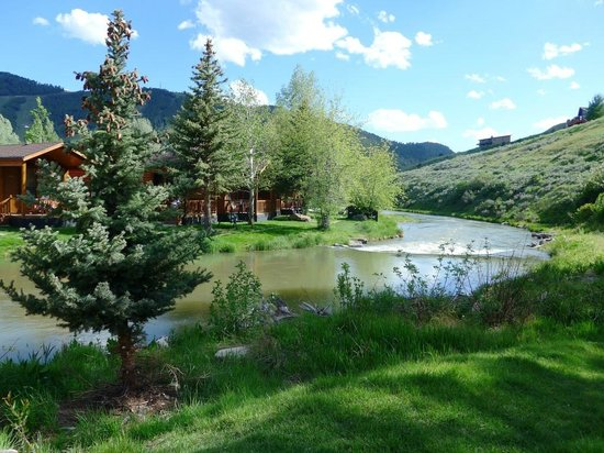 Rustic Inn Creekside Resort and Spa at Jackson Hole: wow